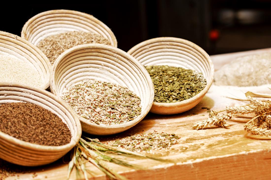 Getreidesorten für unsere Biobrote
